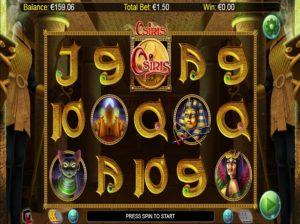 slot machine osiris